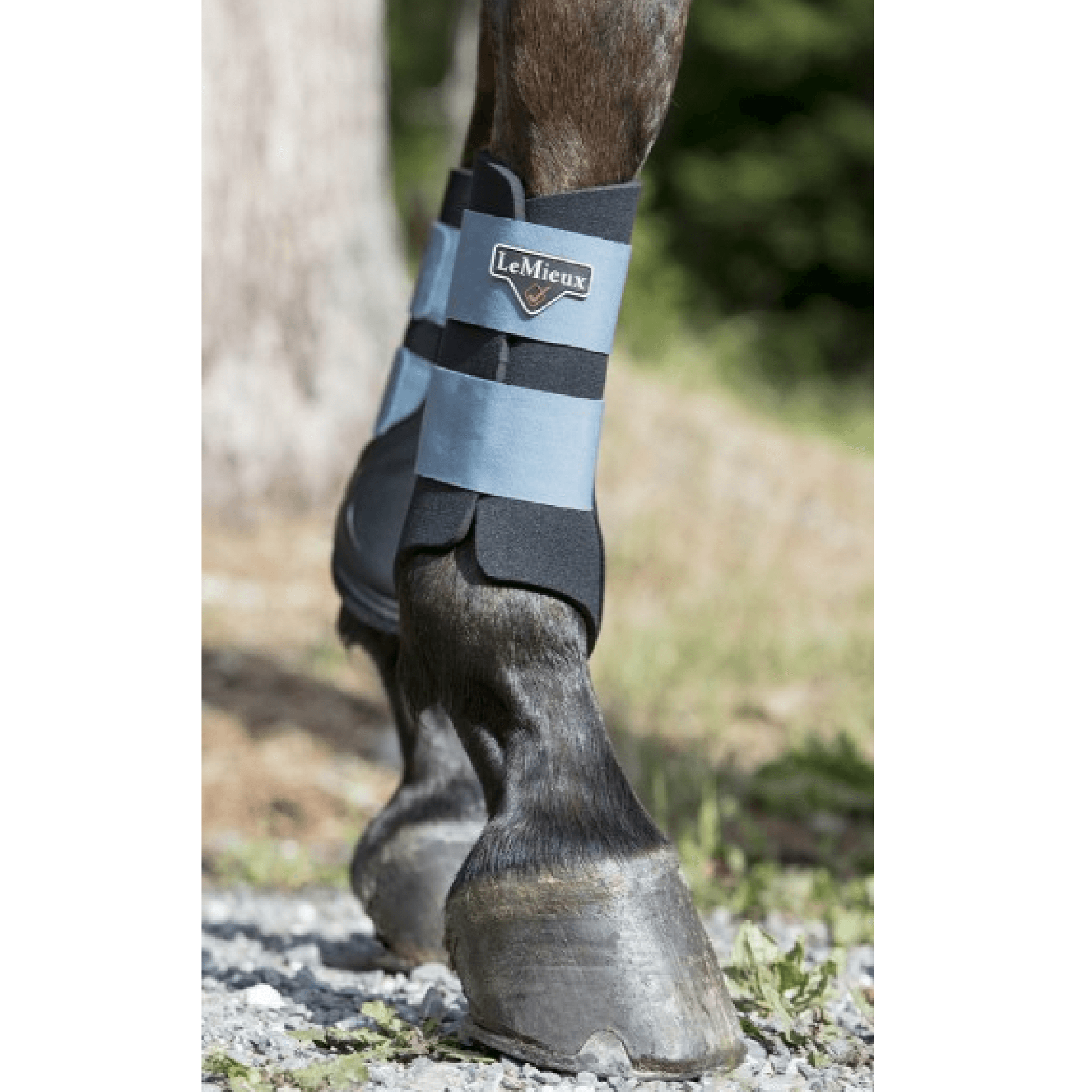 LeMieux-ProSport-Grafter-Brushing-Boots-Dressage-Schooling-Turnout-Boots thumbnail 23