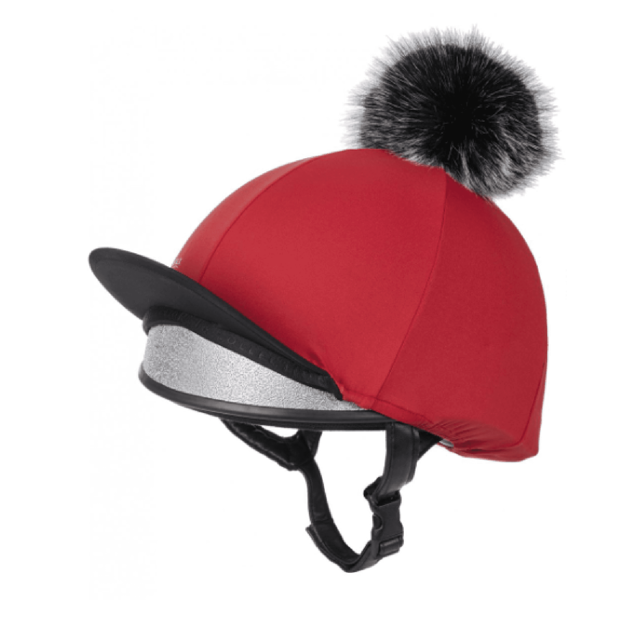 My-LeMieux-Hat-Silk-Luxury-Skull-Riding-Hat-Silk-Cover-with-Detachable-Pom-Pom thumbnail 25