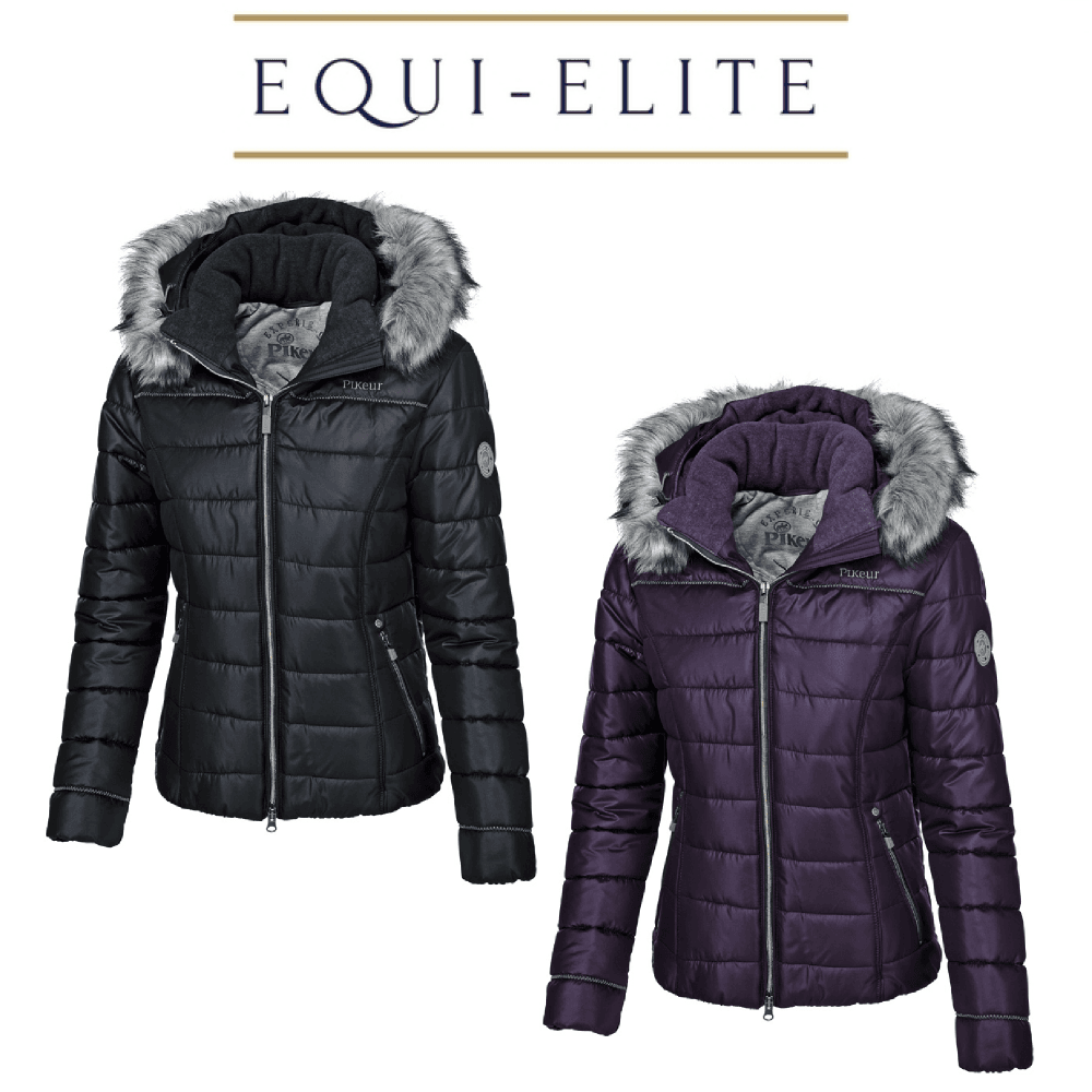 a1ac574a3db Pikeur AMAL Luxury Quilted Ladies Jacket - RIDER from Equi-Elite UK