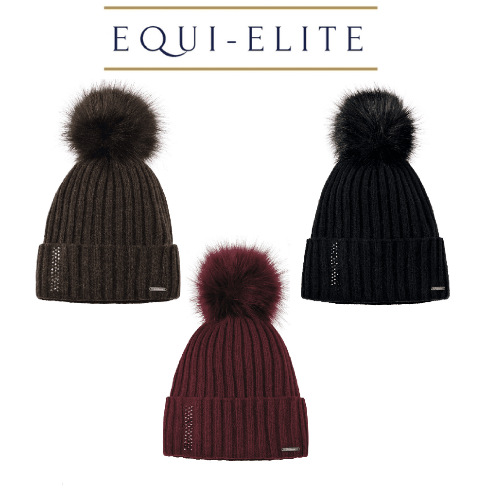 522ffa75bd0 Pikeur Prime Pom Pom Bobble Hat - RIDER from Equi-Elite UK